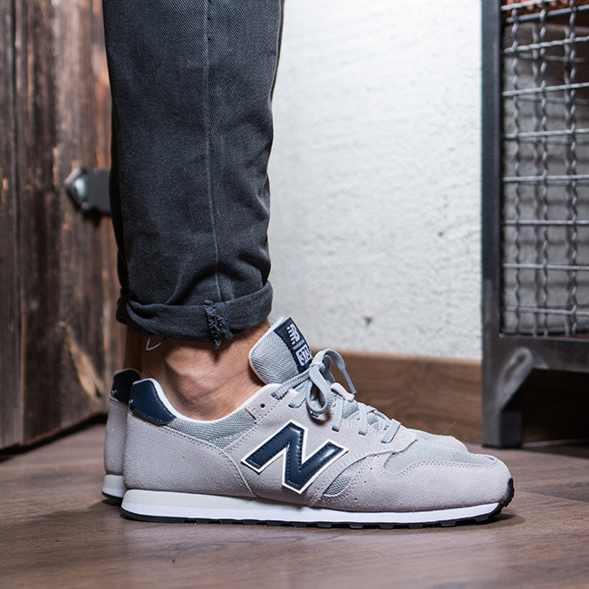new balance 373 grey navy