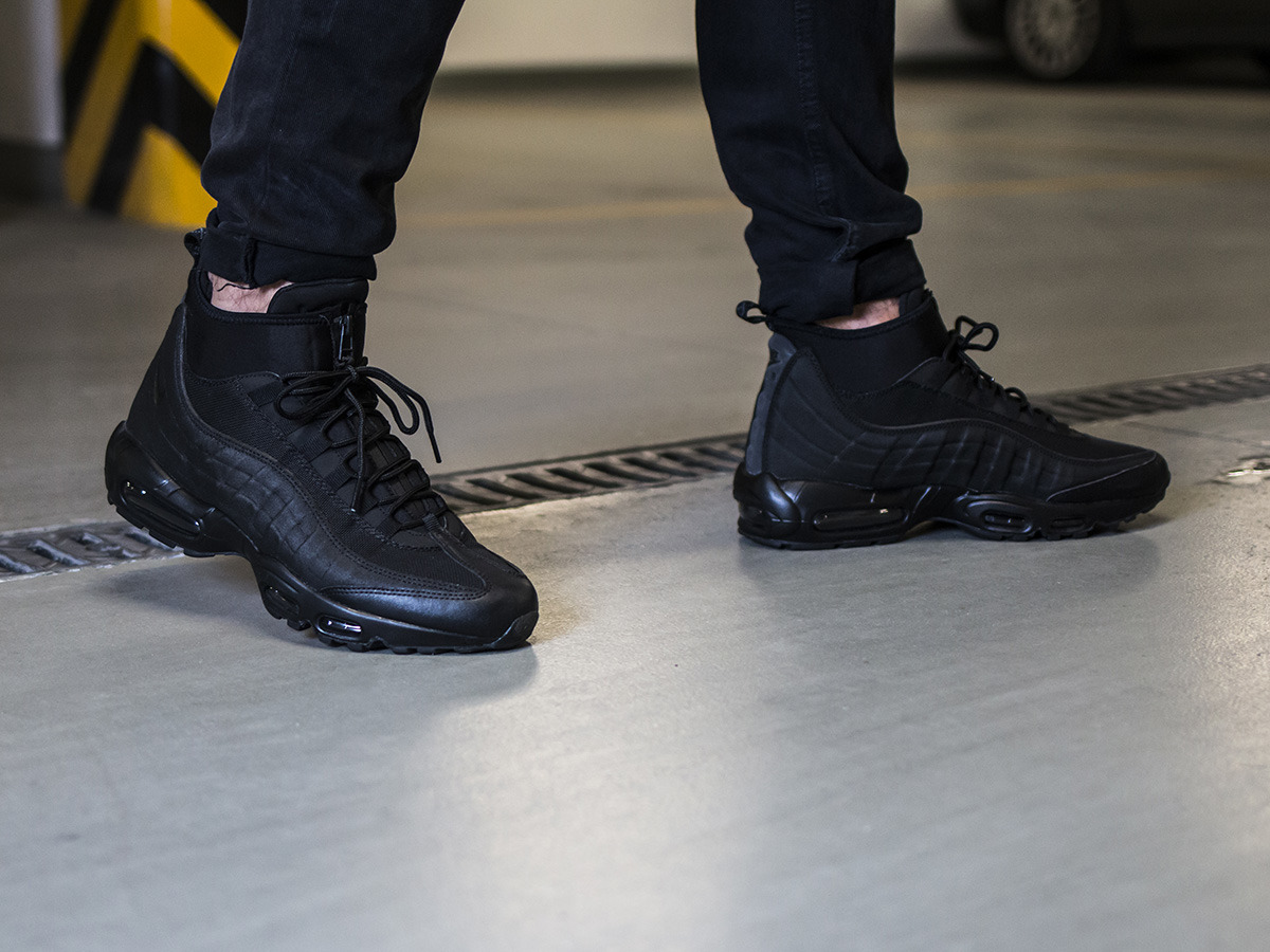 the latest a29a5 1e816 ... shopping nike air max 95 sneakerboot uk 99d03 7db01