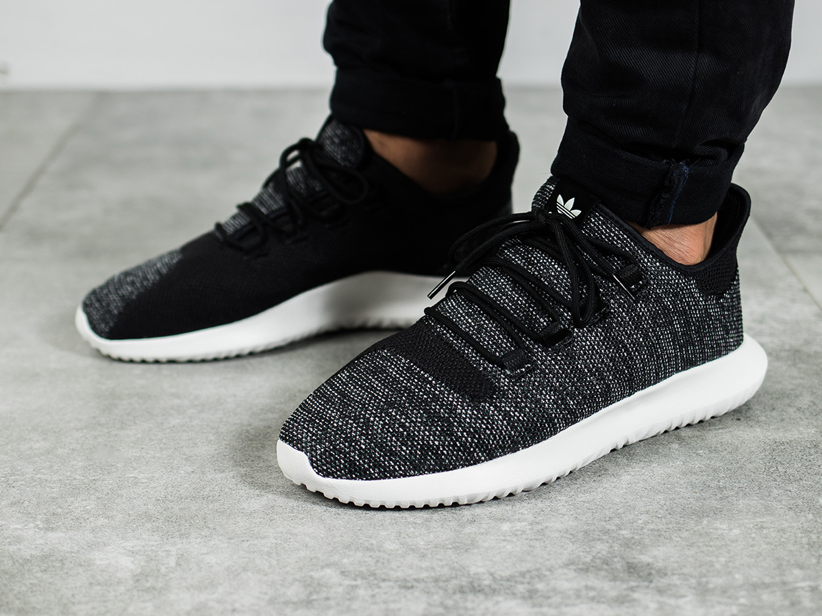 Adidas originals tubular runner gray heather black white Afanoc