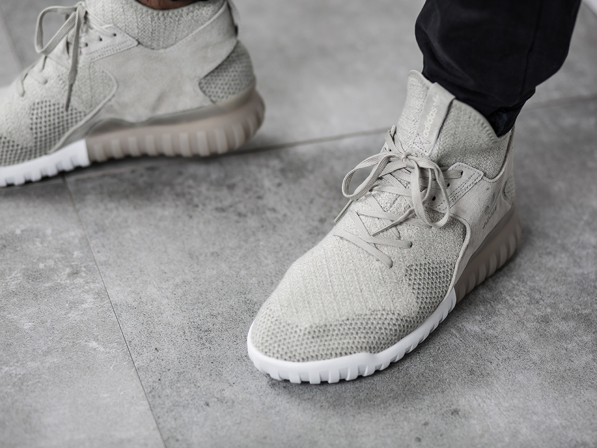 Adidas Boys 'Originals Tubular Radial Casual Sneakers from Finish