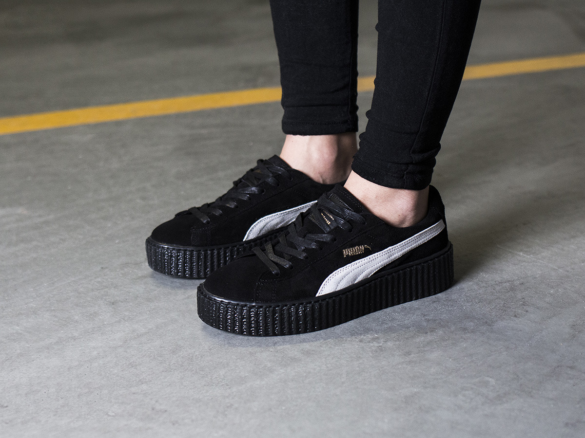 sneakers puma suede creepers