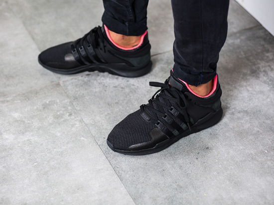 Adidas EQT Support ADV 'Grey & Core Black' DS (BA8325) US